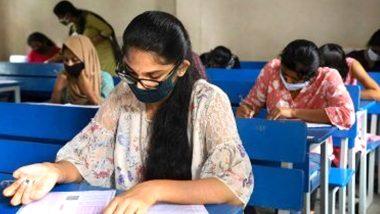 Health Ministry Issues Revised SOP: कोरोना काल में परीक्षा को लेकर स्वास्थ्य मंत्रालय ने जारी की एसओपी, इन बातों को रखना होगा ध्यान