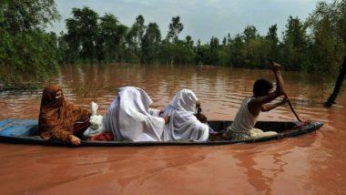पाकिस्तान में भारी बारिश से मरने वालों की संख्या हुई 134, बचाव और राहत अभियान जारी