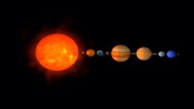 Watch all 7 Planets in the Sky Tonight: सूर्य परिवार के सदस्य ग्रह एक साथ आसमान में आयेंगे नजर, देखें यह अद्भुत नजारा