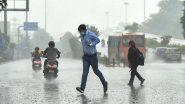 Weather Update: यूपी के कई इलाकों में भारी बारिश की चेतावनी, मुरादाबाद में सड़कें हुईं जलमग्न