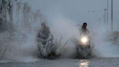 तेलंगाना पर मंडराया बाढ़ का खतरा, मौसम विभाग ने जारी की चेतावनी- प्रशासन हाई अलर्ट पर