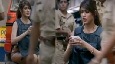 Rhea Chakraborty Viral Video: अर्नब गोस्वामी को अपना आइडल बताती रिया चक्रवर्ती का फिल्म 'बैंक चोर' से ये वीडियो हुआ वायरल