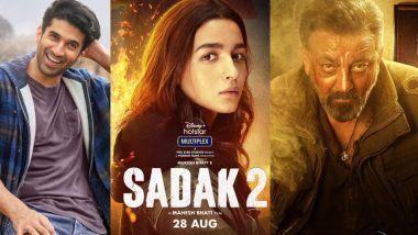 Sadak 2: आलिया भट्ट-संजय दत्त की 'सड़क 2 बनी IMDB की सबसे कम रेटिंग्स वाली फिल्म
