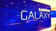 Samsung Galaxy New 'F' Series: सैमसंग गैलेक्सी का नया 'F' सीरीज अगले महीने भारत में होगा लॉन्च