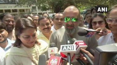 Sanjay Dutt discharged from Lilavati Hospital:संजय दत्त को लीलावती अस्पताल से मिली छुट्टी, सांस लेने में दिक्कत के चलते हुए थे भर्ती