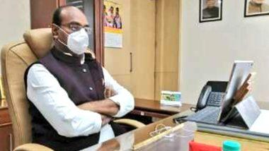 Vishvas Sarang Tests Positive for COVID-19: मध्य प्रदेश के मंत्री विश्वास सारंग कोरोना पॉजिटिव, कहा- संपर्क में आए सभी लोग करा लें टेस्ट