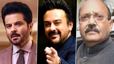 RIP Amar Singh: अनिल कपूर, अनूप जलोटा और अदनान सामी ने अमर सिंह के निधन पर जताया शोक
