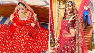 अपर्णा दीक्षित: कोविड के समय में शादी के दृश्यों की शूटिंग करना बड़ी चुनौती