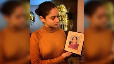 अंकिता लोखंडे ने सुशांत सिंह राजपूत की मां का फोटो शेयर करते हुए लिखा भावुक मैसेज