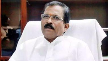 Shripad Naik Wife Vijaya Dies: सीएम बीएस येदुरप्पा ने सड़क हादसे में केंद्रीय मंत्री श्रीपद नाइक की पत्नी की मौत पर जताया दुख