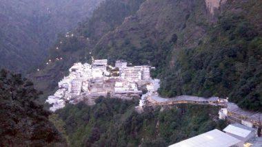 Jammu and Kashmir: नगरोटा मुठभेड़ के बाद कटरा में वैष्णो देवी के आसपास बढ़ाई गई सुरक्षा