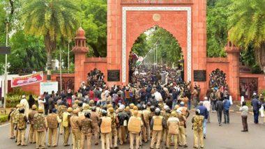 उत्तर प्रदेश: अलीगढ़ मुस्लिम विश्वविद्यालय के छात्रों ने की CAA के खिलाफ प्रदर्शनों की फिर से जांच की मांग