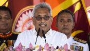 श्रीलंका के राष्ट्रपति गोटबाया राजपक्षे ने एलआरटी प्रोजेक्ट के तत्काल निलंबन का दिया आदेश