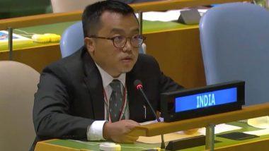 संयुक्त राष्ट्र: भारत ने पाकिस्तान के PM इमरान खान के नरसंहार और आतंकवाद के भाषण पर दिखाया आईना, कहा- जम्मू-कश्मीर देश का अभिन्न और अविभाज्य अंग
