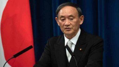 जापान अगले साल ओलंपिक के आयोजन को लेकर प्रतिबद्ध: योशीहिदे सुगा
