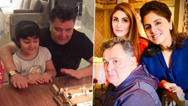 Rishi Kapoor Birth Anniversary: ऋषि कपूर के जन्मदिन पर उन्हें याद करके भावुक हुईं बेटी रिद्धिमा कपूर साहनी, फोटोज शेयर करके लिखा ये स्पेशल नोट
