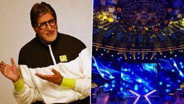 Amitabh Bachchan Returns with KBC 12: 'कौन बनेगा करोड़पति 12' लेकर लौट रहे हैं अमिताभ बच्चन, देखें 'केबीसी 12' केसेट की ये लेटेस्ट फोटोज