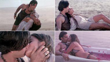 Monalisa Hot Bhojpuri Song: समुन्द्र में नहाती मोनालिसा का ये गाना है बेहद बोल्ड, हॉटनेस पानी में भी आग लगा दे