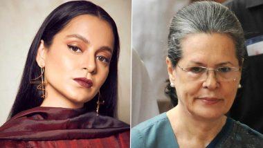 Kangana Ranaut ने अपने ऑफिस पर हुई कार्यवाही के बाद कांग्रेस अध्यक्ष सोनिया गांधी से पूछा ये बड़ा सवाल