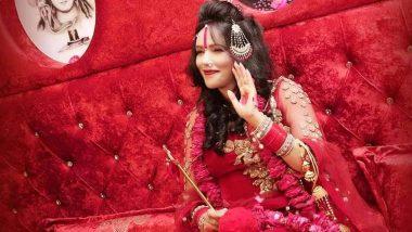 Bigg Boss 14: राधे मां ने लाल जोड़े में सलमान खान के टीवी शो 'बिग बॉस 14' में की एंट्री, देखें Viral Video
