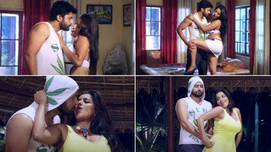 Monalisa Hot Bhojpuri Song: मोनालिसा ने अपने रियल लाइफ पति विक्रांत के साथ इस गाने में जमकर दिए हैं हॉट सीन्स, वीडियो देख हो जाएंगे दंग