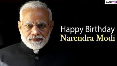 PM Narendra Modi 70th Birthday: CM शिवराज सिंह चौहान ने प्रधानमंत्री नरेंद्र मोदी को दी जन्मदिन की बधाई, कहा- PM के स्वस्थ भारत के सपने को साकार करें