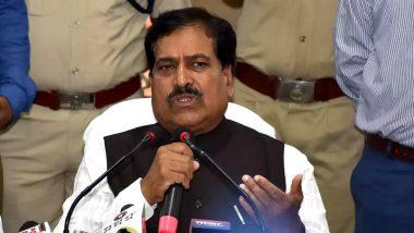 Union Minister Suresh Angadi Tests Positive For Covid-19: केंद्रीय रेल राज्य मंत्री सुरेश अंगड़ी कोरोना वायरस से संक्रमित