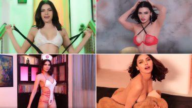 Sherlyn Chopra Nude Video: एक्ट्रेस शर्लिन चोपड़ा ने सेक्सी वीडियो पोस्ट करके मचाया कोहराम, XXX कंटेंट से तुलना कर रहे हैं फैंस