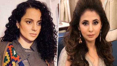 Kangana Ranaut Slammed Urmila Matondkar: उर्मिला मांतोडकर के बयान से भड़की कंगना रनौत ने लाइव शो में उन्हें बताया 'Soft Porn Star'