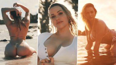 Pornstar Mia Malkova Hot Video: मिया मालकोवा का हॉट वीडियो देख उड़ जाएंगे होश, XXX स्टार ने जमकर दिखाए अपने जलवे