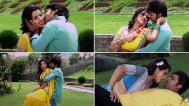 Monalisa Bhojpuri Hot Video: मोनालिसा ने पवन सिंह के साथ गाने 'आई माज़ा उठाके कोरा' में किया ऐसा बोल्ड डांस, देखकर हो जाएंगे हैरान