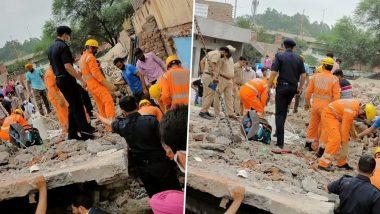 Building Collapsed in Dera Bassi, Punjab: पंजाब के मोहाली में बिल्डिंग हुई धराशाई, 2 लोगों की मौत, NDRF बचाव कार्य में जुटी