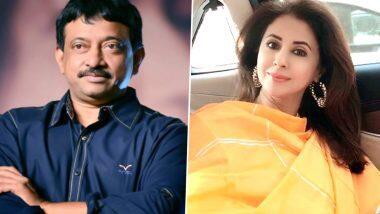 Ram Gopal Varma Supports Urmila Matondkar: कंगना रनौत ने उर्मिला मांतोडकर को बताया 'Soft Porn Star', रामगोपाल वर्मा ने ऐसे की एक्ट्रेस की तारीफ