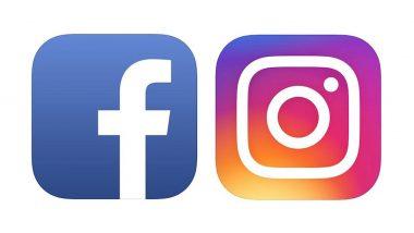 Facebook, Instagram Down: फेसबुक और इंस्टाग्राम हुए डाउन, यूजर्स ने ट्वीट कर की शिकायत