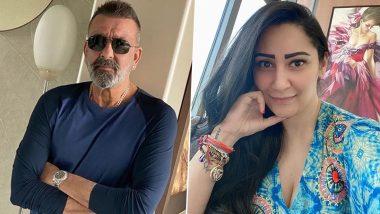 Sanjay Dutt: लंग कैंसर से जूझ रहे संजय दत्त का पत्नी मान्यता दत्त ने बढ़ाया हौंसला, फोटो शेयर कर लिखा- रुक जाना नहीं तू कहीं हार के
