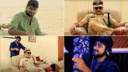Gupteshwar Pandey's Song Robinhood Bihar Ke: बिहार के डीजीपी गुप्तेश्वर पांडेऔर बिग बॉस 12' फेम दीपक ठाकुरका गाना 'रॉबिनहुड बिहार के' हुआ वायरल, Video में दिखा दबंग अंदाज
