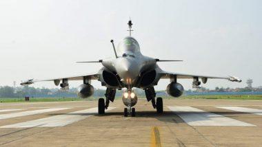 Rafale Jets to be Inducted into IAF: भारत के लिए गौरव का दिन, आज औपचारिक रूप से वायुसेना के बेड़े में शामिल होगा राफेल विमान