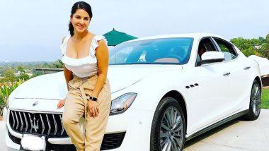 Sunny Leone ने खरीदी नई लक्जरी कार, सोशल मीडिया पर शेयर किया फोटो