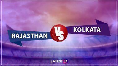 KKR vs RR 54th IPL Match 2020: कोलकाता नाईट राइडर्स की उम्मीदें बरकार, राजस्थान रॉयल्स प्लेऑफ की रेस से हुआ बाहर