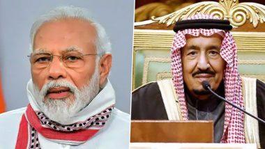 PM Modi Spoke With Saudi King Salman Bin: प्रधानमंत्री मोदी और सऊदी किंग सलमान बिन ने फोन पर की बात, कोरोना से उभरी चुनौतियों पर की गहन चर्चा
