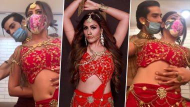 Surbhi Chandna & Mohit Sehgal Hot Dance Video: 'नागिन 5' जोड़ी सुरभि चंदना और मोहित सहगल का बैकस्टेज से हॉट डांस वीडियो हुआ वायरल, चर्चा में आई इनकी केमिस्ट्री
