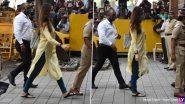 Shraddha Kapoor Arrives at NCB Office: दीपिका पादुकोण के बाद श्रद्धा कपूर पहुंची NCB के दफ्तर, ड्रग्स केस में चल रही पूछताछ (See Photos)