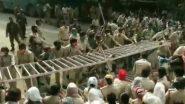 Jharkhand: रांची में पुलिस और सहायक पुलिसकर्मियों में झड़प, कई घायल, देखें VIDEO