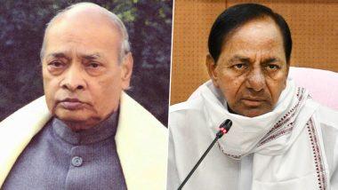 Bharat Ratna for PV Narasimha Rao: पूर्व प्रधानमंत्री पीवी नरसिम्हा राव को भारत रत्न देने की मांग, तेलंगाना विधानसभा में प्रस्ताव हुआ पारित