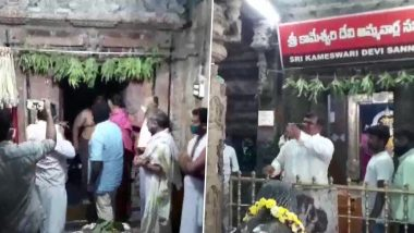 Kerala lockdown: Amid rising corona cases, lockdown announced in Kerala from May 8 to 16, all temples in the state will remain closed.