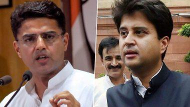 Madhya Pradesh Bypolls 2020: एमपी उपचुनाव में होगा सिंधिया बनाम पायलट का मुकाबला, दो अच्छे दोस्त होंगे आमने-सामने