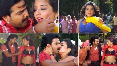 Monalisa Hot Song: मोनालिसा और पवन सिंह का ये हॉट गाना है बेहद पॉपुलर, वीडियो में भोजपुरी एक्ट्रेस की अदाएं बना लेती है दीवाना