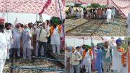 Farm Bills 2020: किसान बिल के विरोध में उत्तर प्रदेश में कांग्रेस का प्रदर्शन, प्रदेश अध्यक्ष अजय कुमार लल्लू समेत कई नेता गिरफ्तार