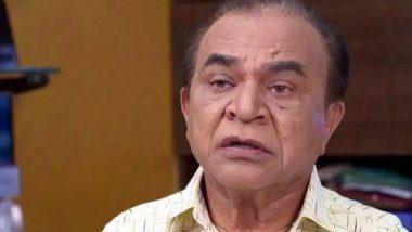 Ghanshyam Nayak: टीवी शो 'तारक मेहता...' के नट्टू काका उर्फ घनश्याम नायक अपने गले की सर्जरी चलते नवरात्रि से पहले नहीं कर पाएंगे शूटिंग