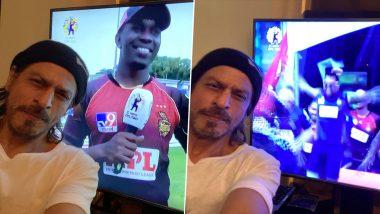 CPL 2020: शाहरुख खान की टीम ट्रिबैगो नाइट राइडर्स ने जीता खिताब, बादशाह खान ने ऐसे दी बधाई